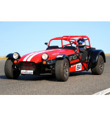 Baptême Caterham Roadsport